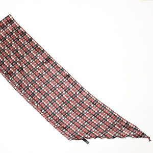 Lane Bryant Houndstooth Scarf NWOT